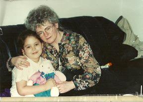 me n grandma